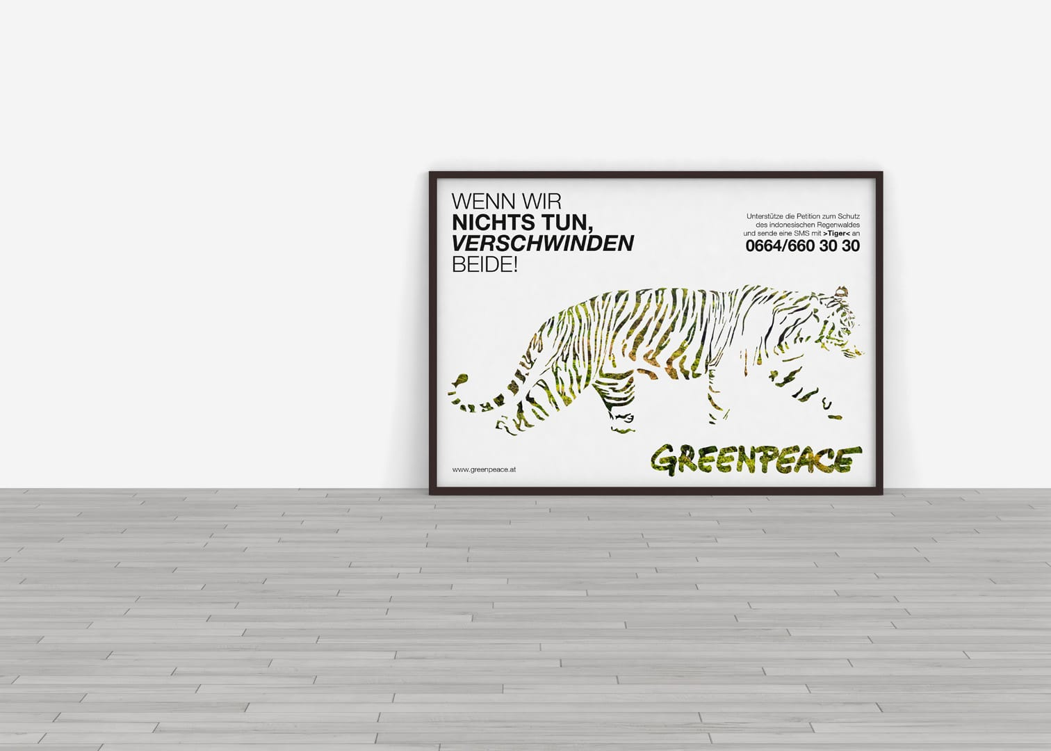 Poster Greenpeace