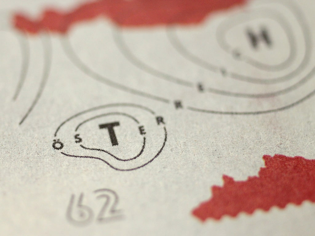 Postage Stamp Austria