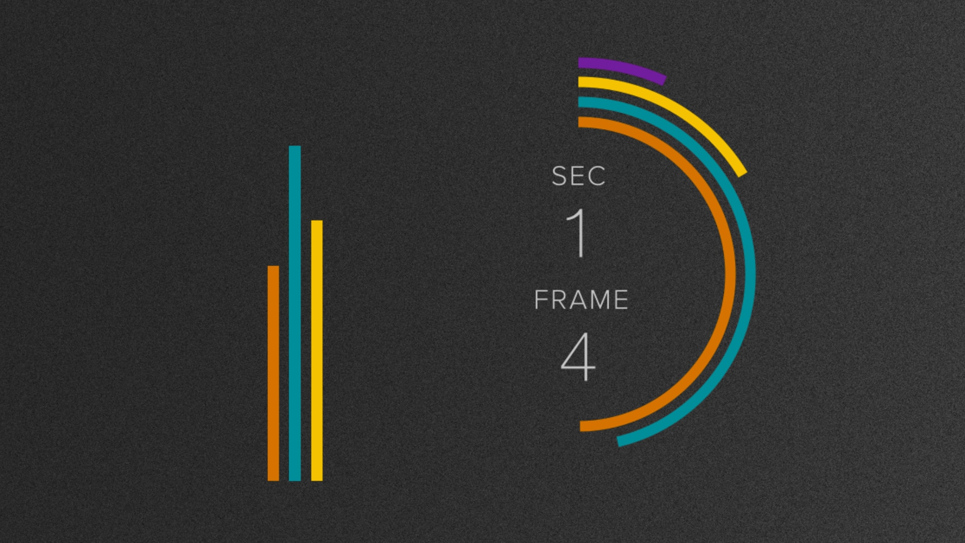 Infographics Animation Styleframe