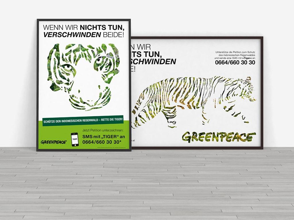 Poster Design Greenpeace