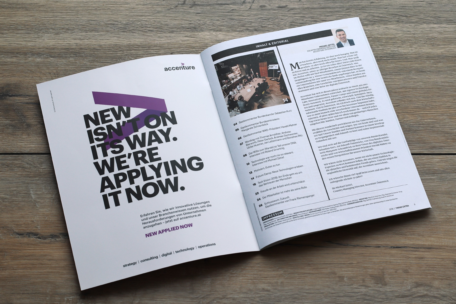 trend Accenture Layout