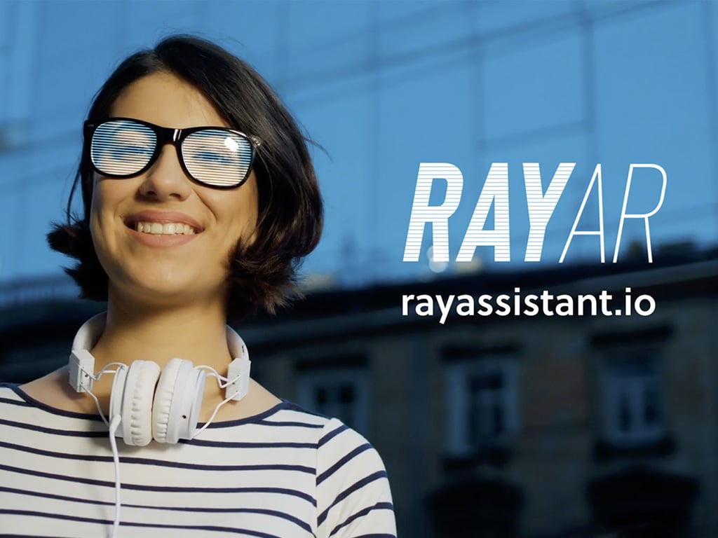 Promotional video Ray AR