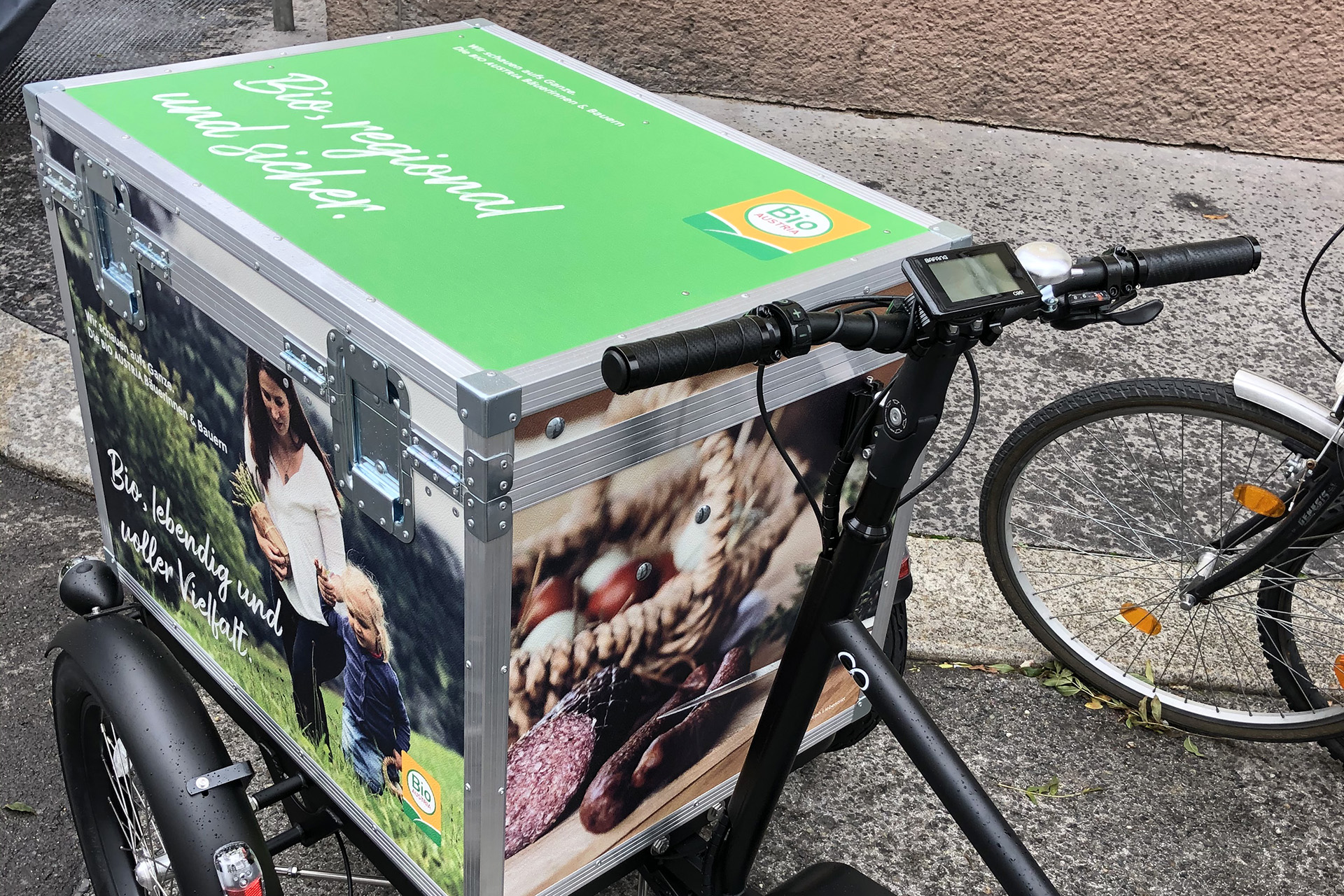 Point of Sale bicycle